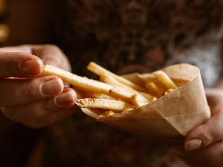 informative speech on fast food effects