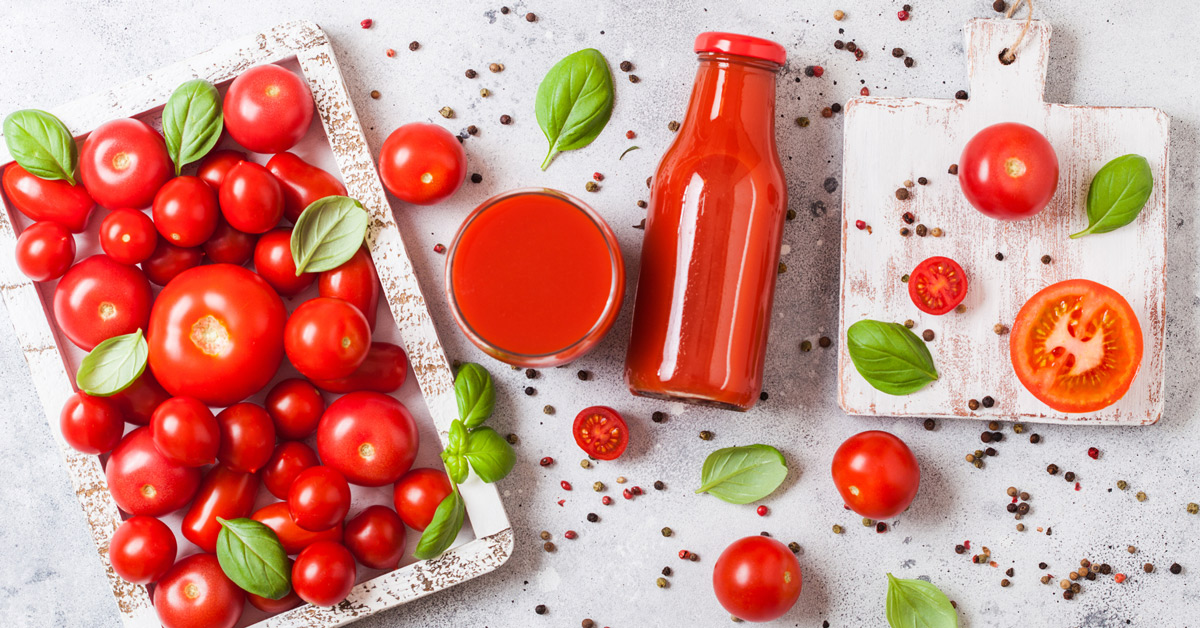 Is Tomato Juice Good for You? Benefits