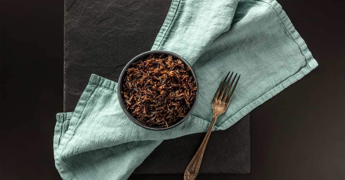 wild rice nutrition review  u2014 is it good for you