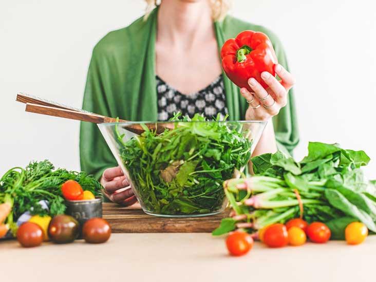 Jangan Samakan Vegan dengan Vegetarian!