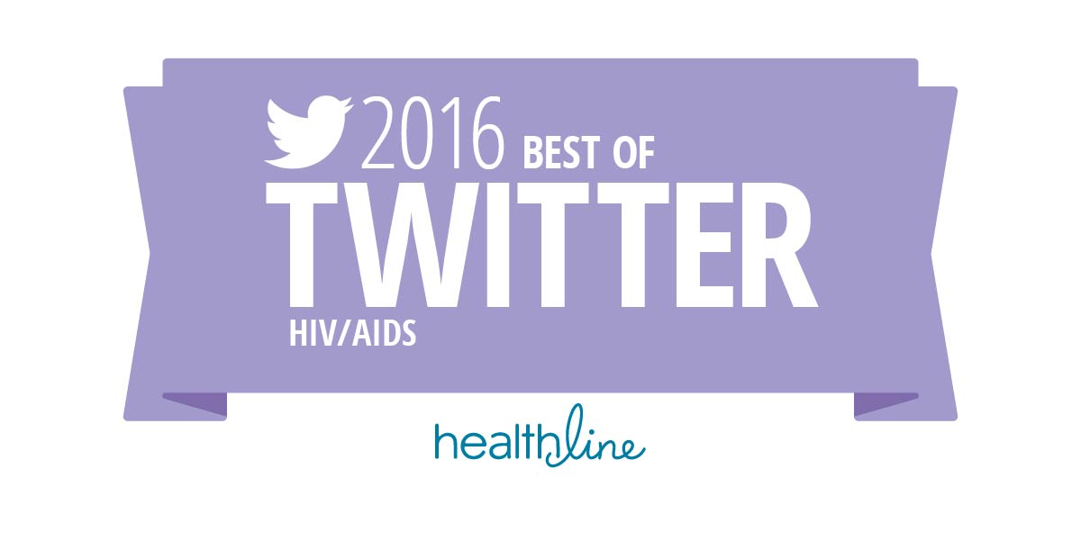 best hiv aids twitter handles