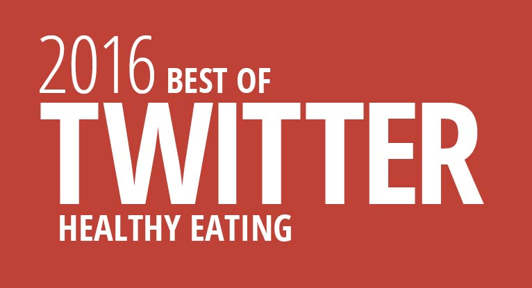 Healthy Eating: The Best of Twitter