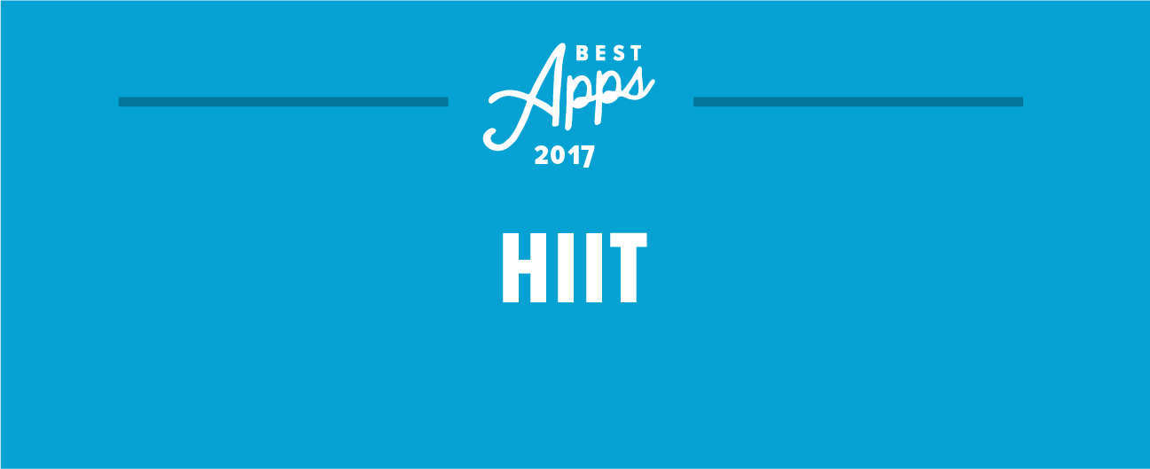 best hiit apps of the year