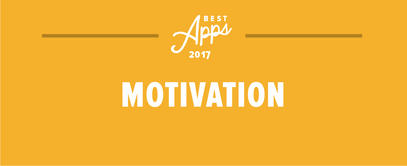 The Best Motivation Apps Of 2017