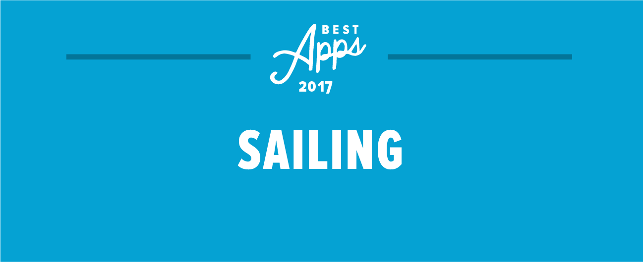best sailing apps of the year