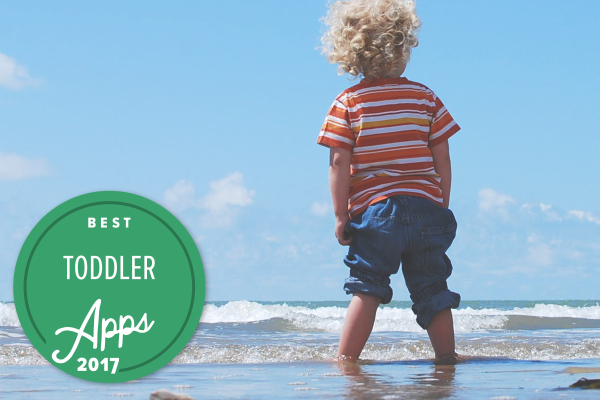 The Best Toddler Apps of 2017