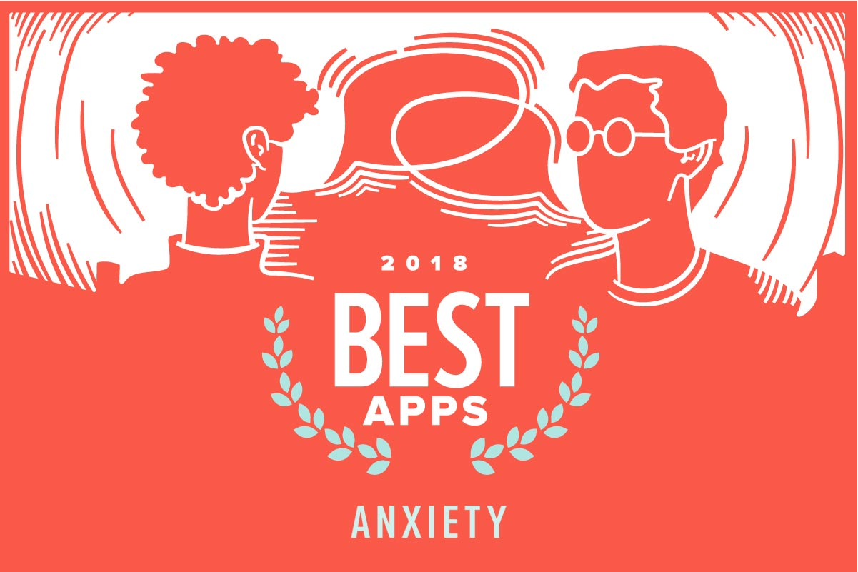 best anxiety apps of 2018