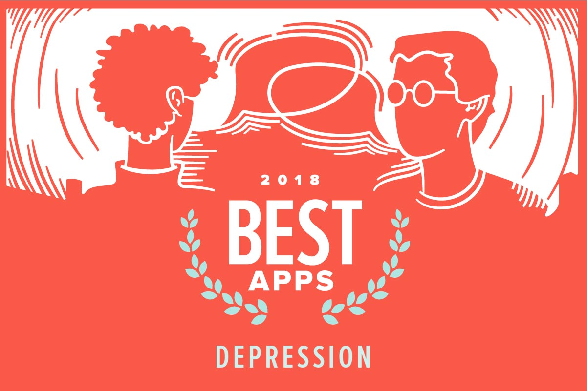 best depression apps of 2018