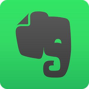 Evernote app logo