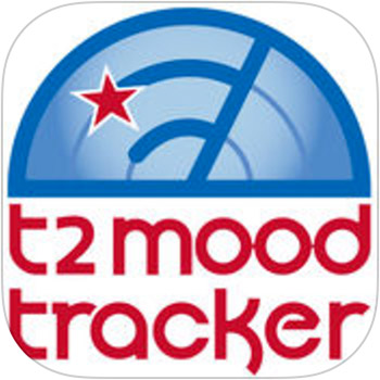 T2 Mood Tracker logo