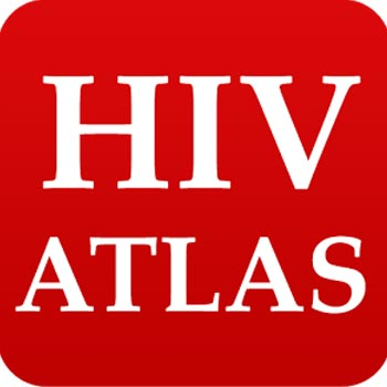 HIV ATLAS logo