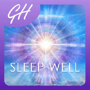 Relax and Sleep Well logo