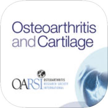 Osteoarthritis and Cartilage logo