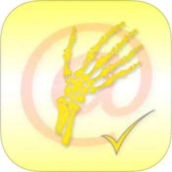 hand rheumatology checklist logo