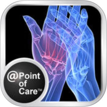 Rheumatoid Arthritis by Point of Care logo