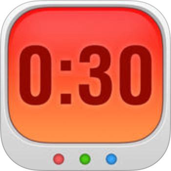 interval timer pro logo