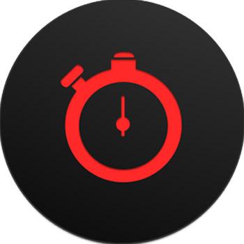 tabata stopwatch logo