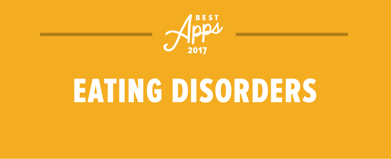 best eating disorder recovery apps