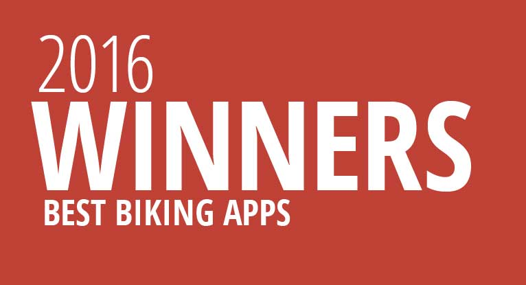 The Best Biking Apps of 2016