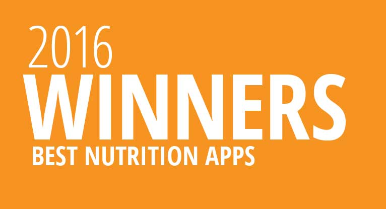 The Best Nutrition Apps of 2016