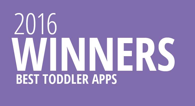 The Best Toddlers Apps of 2016