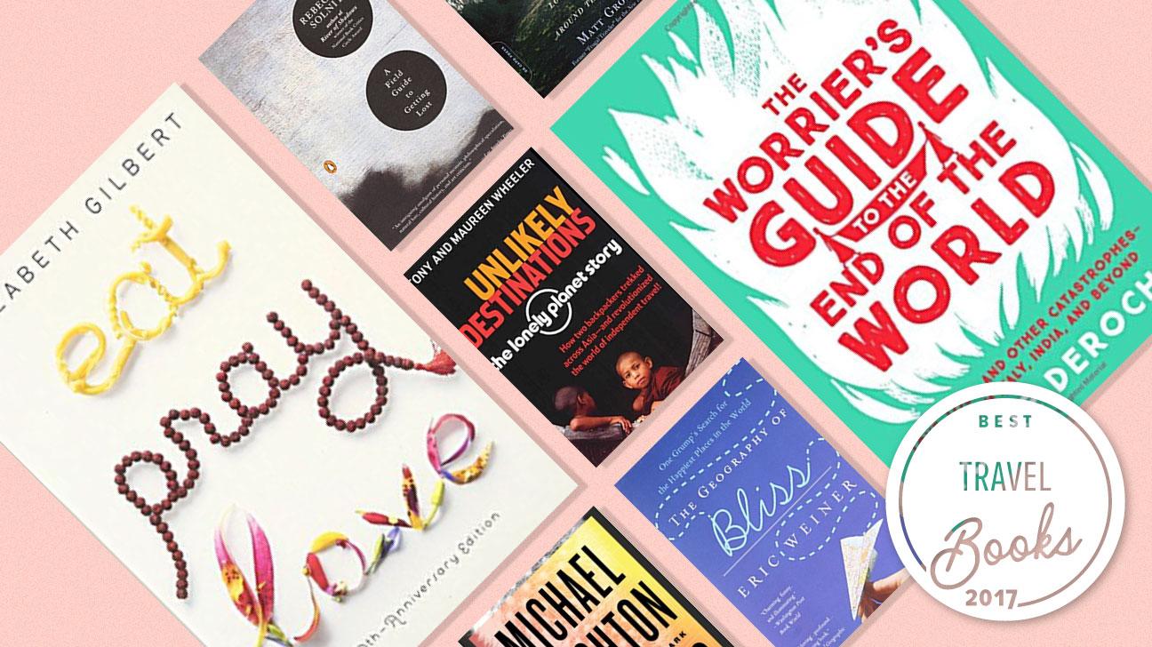 favorite travel books