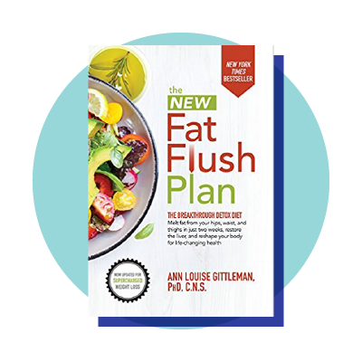 The New Fat Flush Plan Weight Loss Book