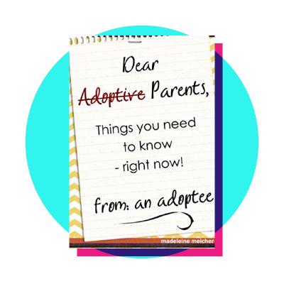 Dear Adoptive Parents: