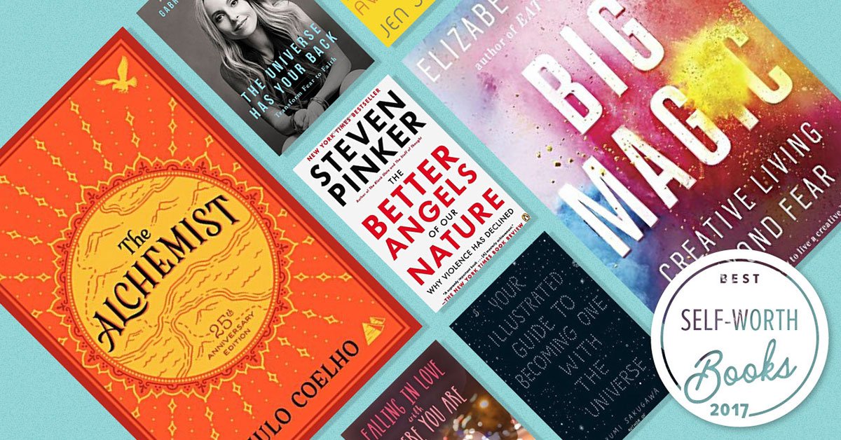 The Best Self-Worth Books of 2017