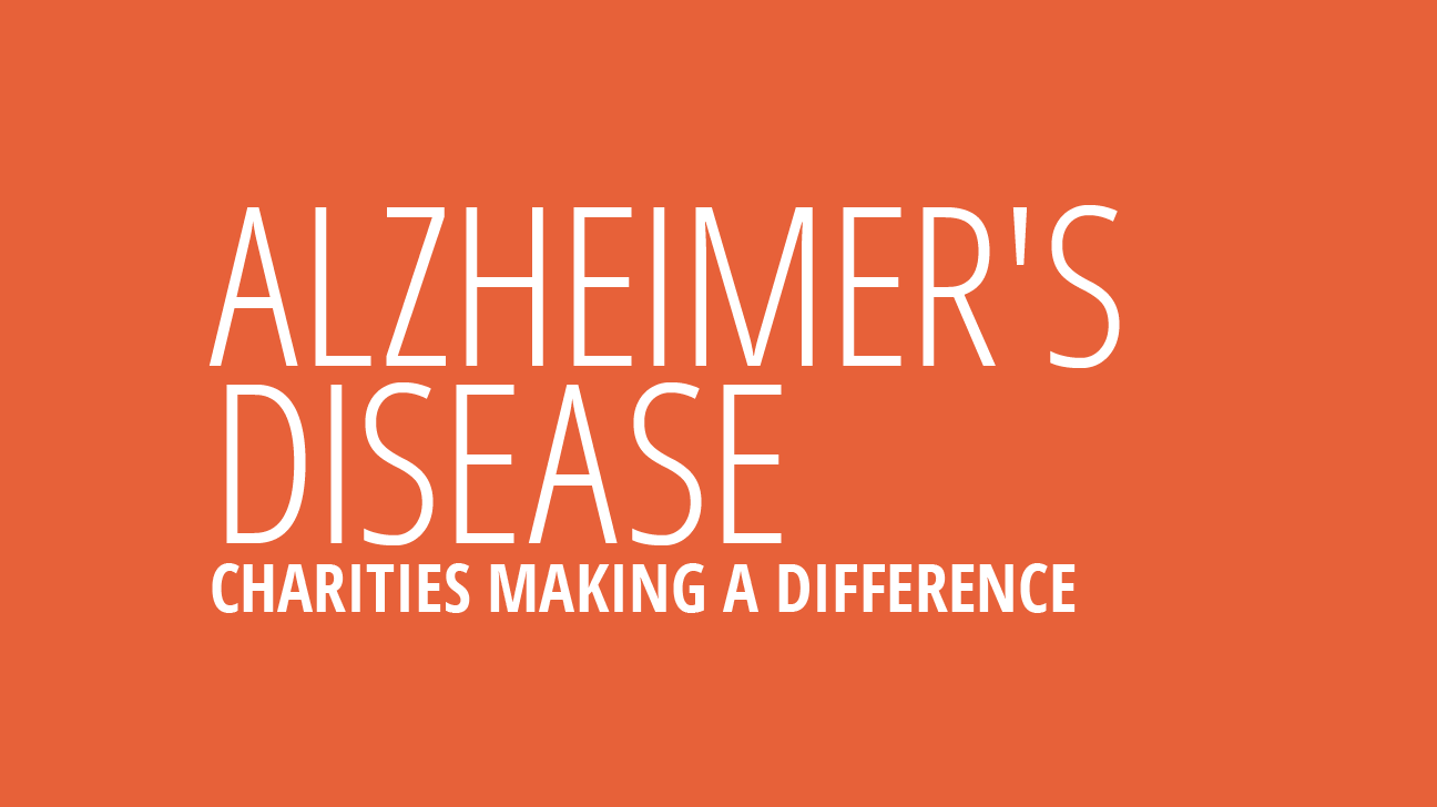 Alzheimer's Charities Making a Difference
