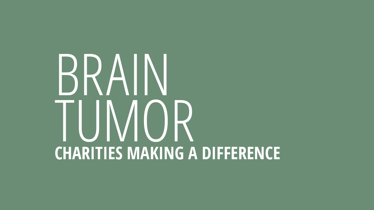 best brain tumor charities