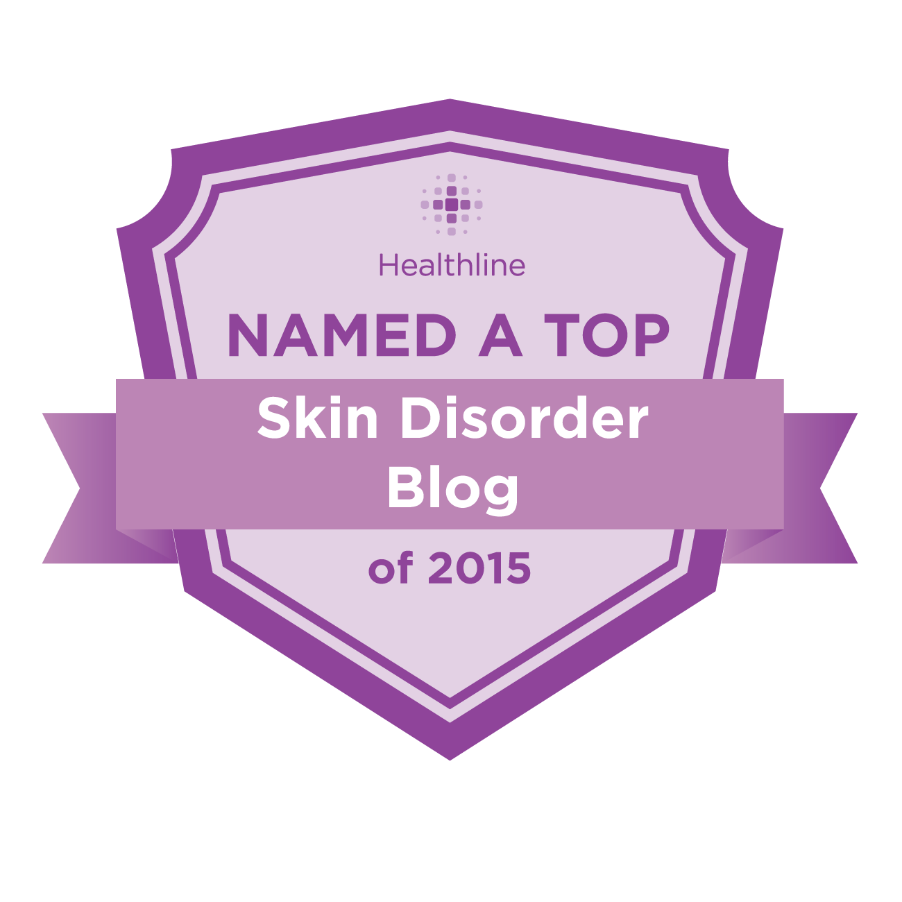 skin disorder best blogs badge