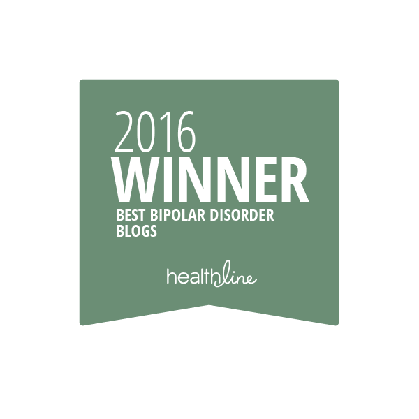 bipolar disorder best blogs badge