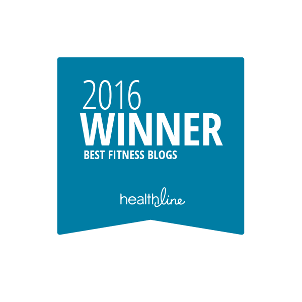 fitness best blogs badge