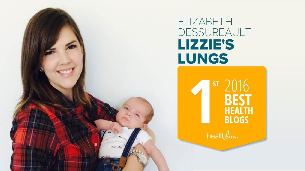 1st place best health blog