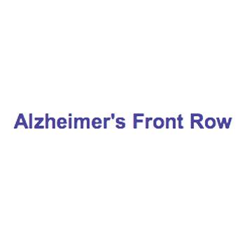 Alzheimer's Front Row