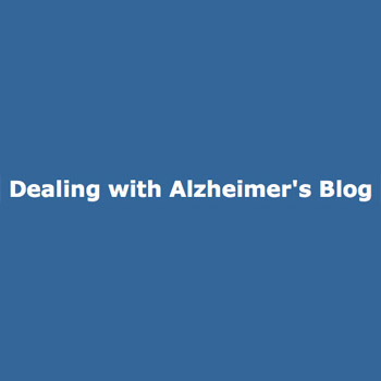 Dealing with Alzheimer's Blog