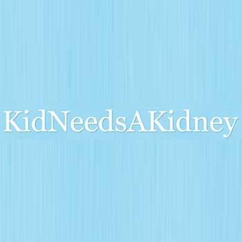 kid needs a kidney