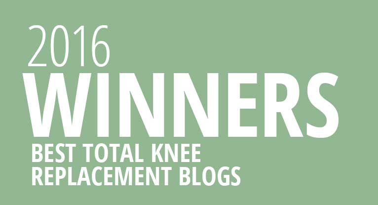 The 8 Best Total Knee Replacement Blogs of 2016