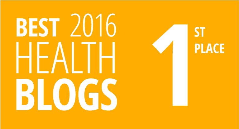Best Health Blog 1st Prize Winner: Meet Elizabeth Dessureault