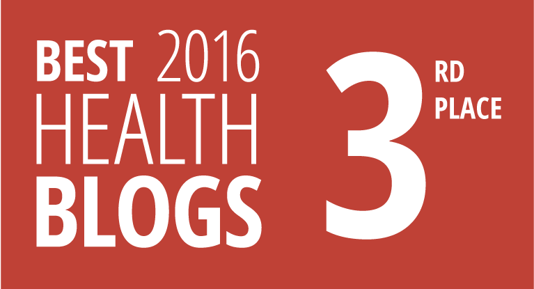 Best Health Blog 3rd Prize Winner: Meet Linda Fisher