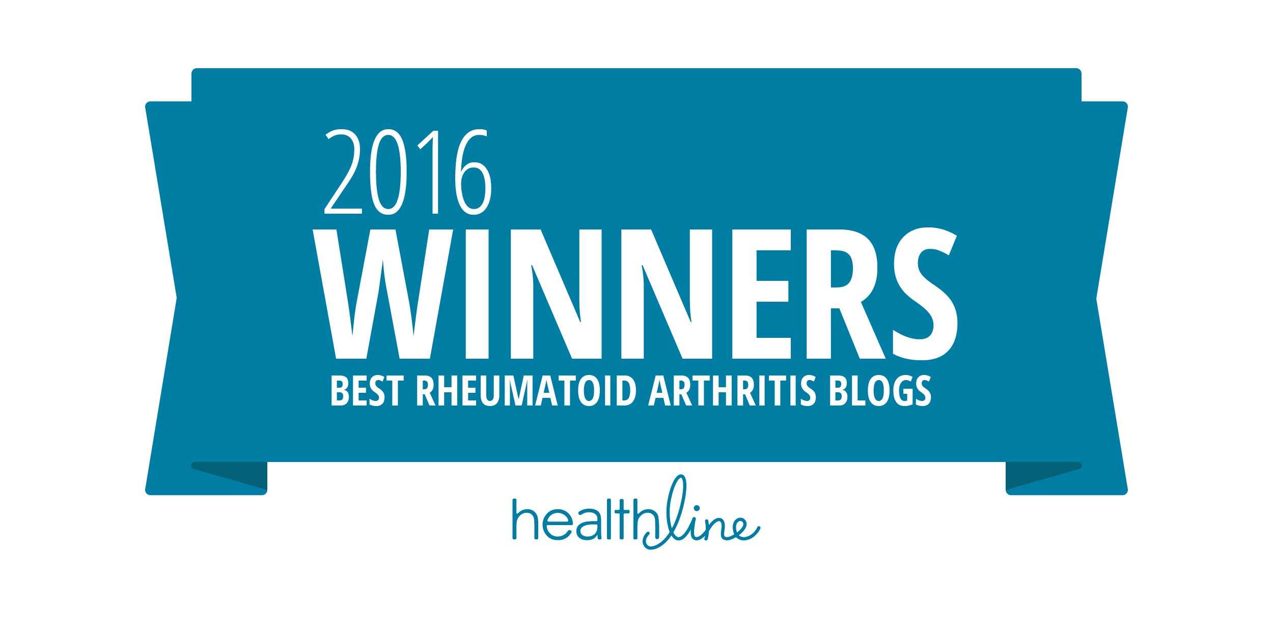 We're in the top 17 rheumatoid arthritis blogs for 2016