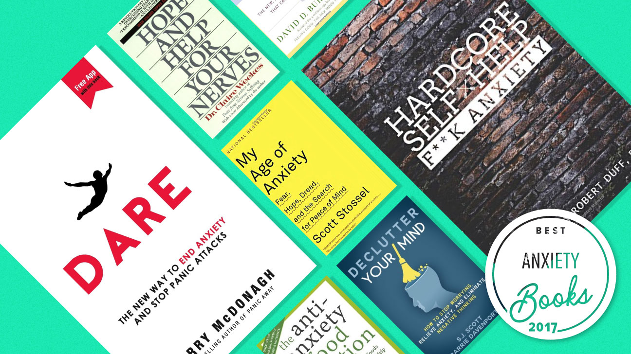 Workbooks best anxiety workbook : The Best 13 Books About Anxiety