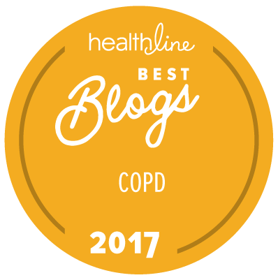copd best blogs badge