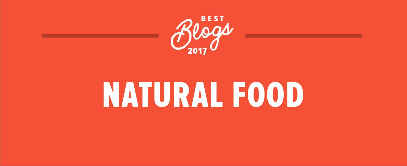 best natural food blogs