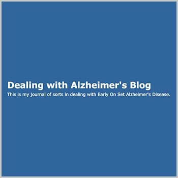 dealing with alzheimers blog