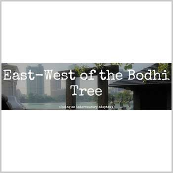 East-West of the Bodhi Tree