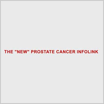 The New Prostate Cancer InfoLink