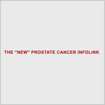 The New Prostate Cancer InfoLink
