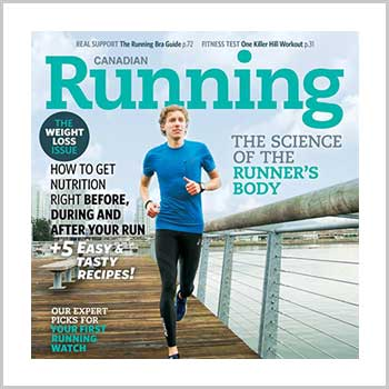 Canadian Running Magazine